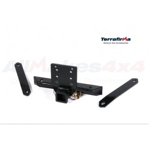 Terrafirma Rear Receiver Hitch - Defender 90 1998 on