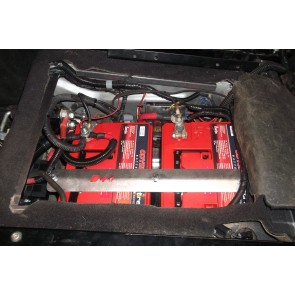 Twin Battery Package Defender 2007 On - PC1750