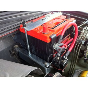Second Battery Package - Discovery 2 RHD