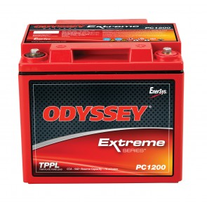 Odyssey PC1200 Metal Jacket Battery