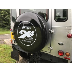 Devon 4x4 Spare Wheel Cover -235/85/16