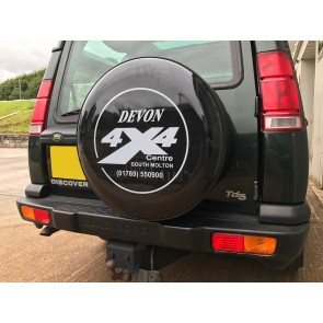 Devon 4x4 Spare Wheel Cover -235/70/16