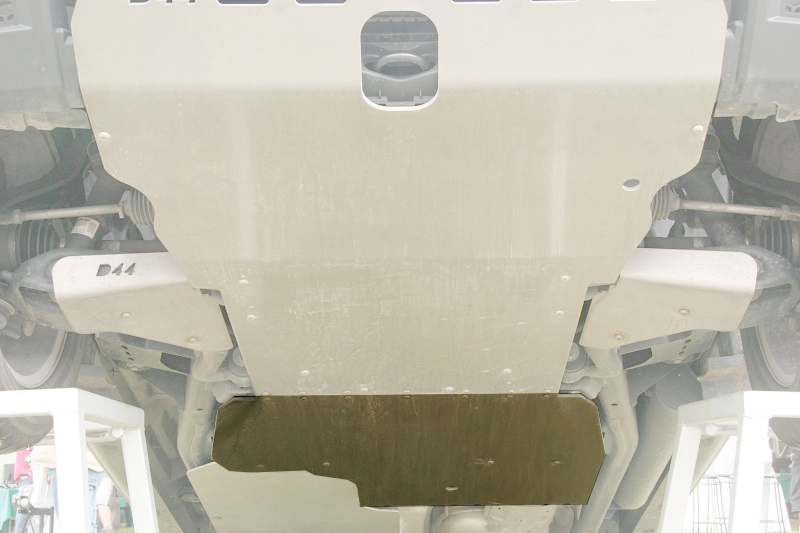 D44 Discovery 3 amp 4 Transmission Guard Devon 4x4