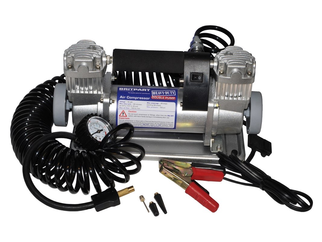 #A2292A Britpart Double Pump Compressor Devon 4x4 DA2392 BRP Best 9213 Air Conditioning Maintenance Devon photos with 1067x800 px on helpvideos.info - Air Conditioners, Air Coolers and more