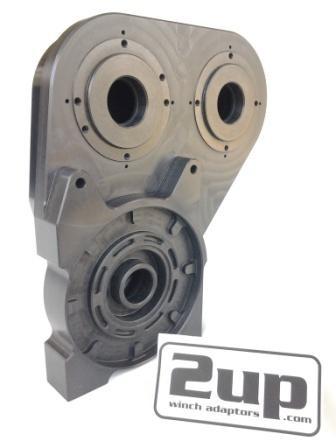 Gigglepin 2up Twin Motor Winch Adaptor Devon 4x4