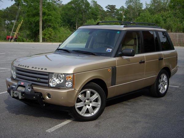 Range Rover L322 Winch  U0026 Mount Knk000060 - Devon 4x4
