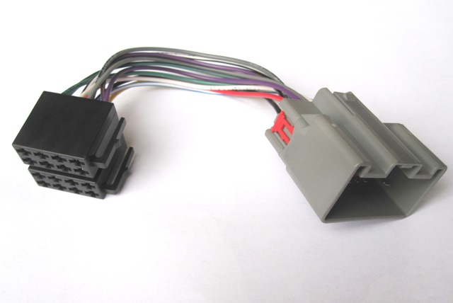 Volvo Wiring Lead Harness Adapter Iso Car Radio Stereo Replacement