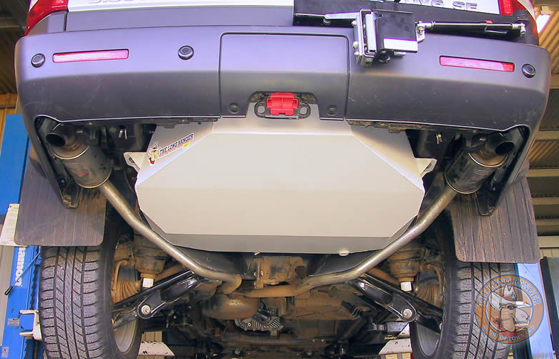 Long Ranger Auxiliary Fuel Tank Land Rover Discovery 3