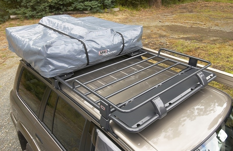Arb Touring Steel Roof Rack 1790x1250mm Devon 4x4