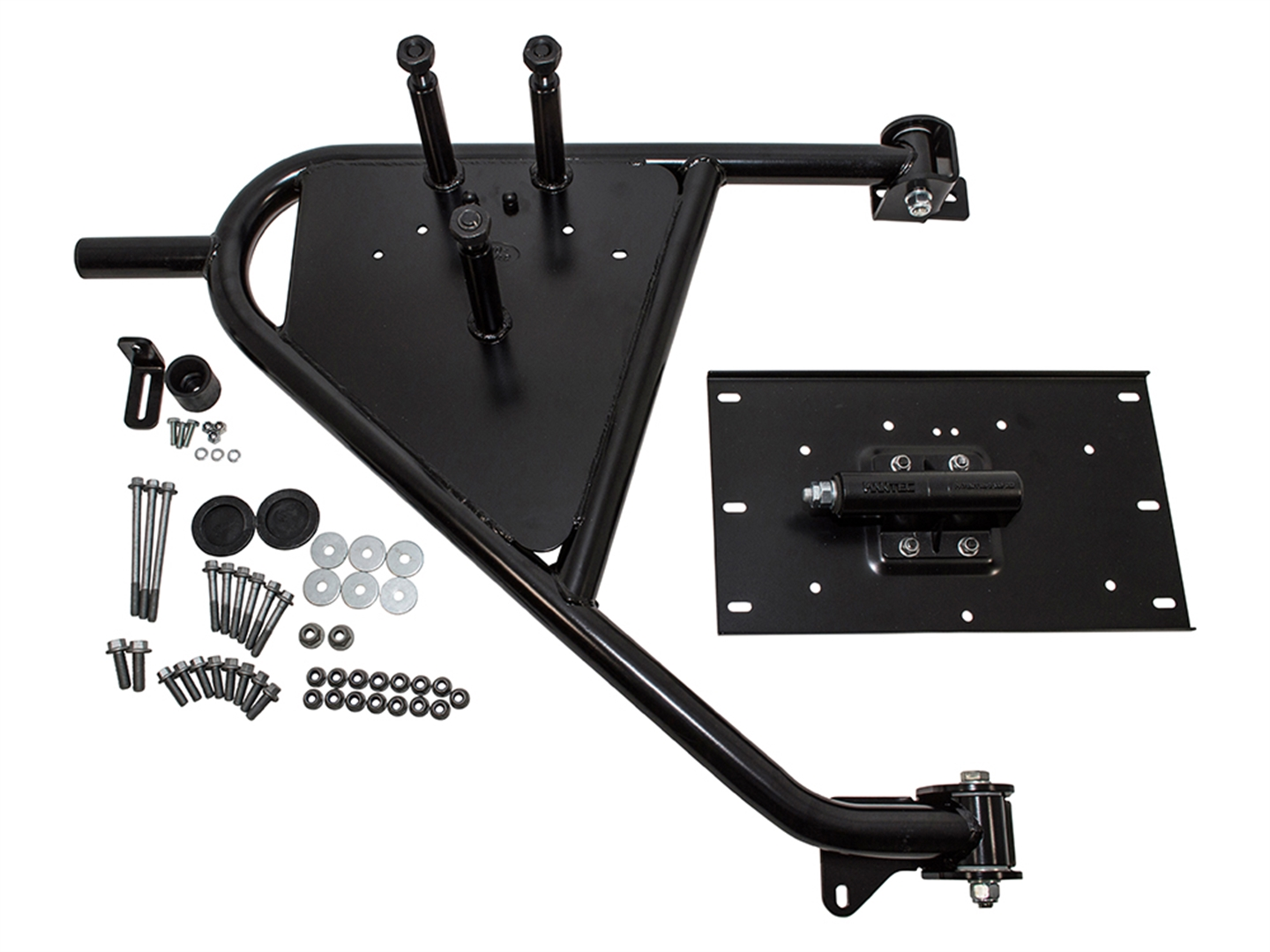 Vpldr0130 Defender Series Swing Away Wheel Carrier