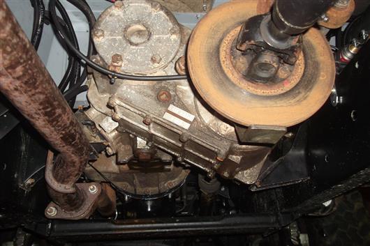 lt77 gearbox rebuild