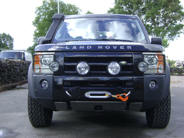 Top Devon4x4 :: Elephant Off Road Discovery 3 NQ45